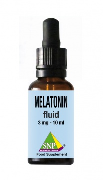 Melatonin fluid