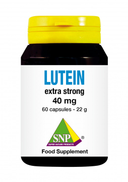 Lutein extra strong 40 mg