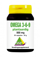 Omega 3-6-9  Pure Vegetable