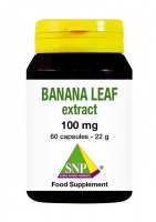 Banana Leaf extract