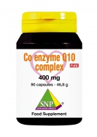 Co enzyme Q10 complex 400 mg Pure