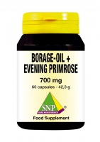 Borage-oil + Evening Primrose