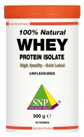 Whey Protein Isolate 100% Pure