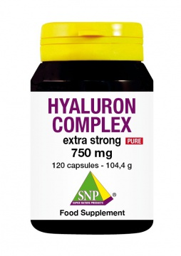 Hyaluron Complex 750 mg Pure