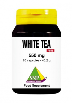 White Tea 550 mg Pure