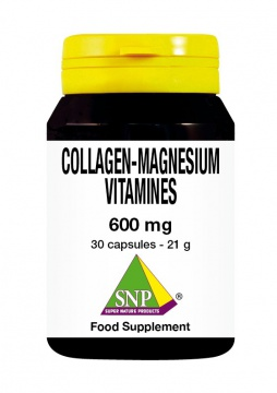 Collagen Magnesium Vitamins